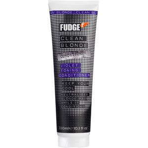 Fudge - Clean Blonde - Violet Toning Conditioner