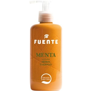 Fuente - Natural Hair Shampoo - Menta Herbal Shampoo