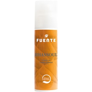 Fuente - Rhassoul - Nature Wellness Silk & Shine UV Filter