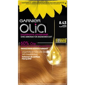GARNIER - Olia - Helles Kupfergold