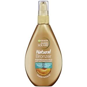GARNIER - Self-tanners - Natural bronzer Self-tanning milk