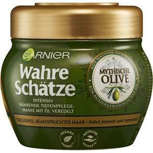 GARNIER - Wahre Schätze - Mythische Olive Tiefenpflege-Maske