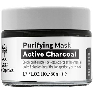 GG's True Organics - Masken - Reinigungsmaske