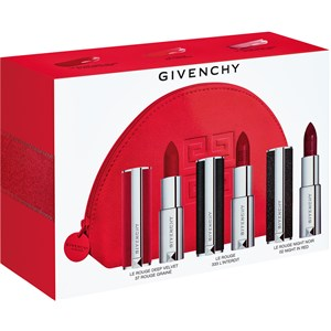 GIVENCHY - LIPPEN MAKE-UP - Le Rouge Trio Set