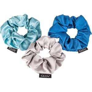 GLOV - Haarpflege - Scrunchies Blue