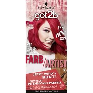 GOT2B - Coloration - 092 Lollipop Rot Farb/Artist