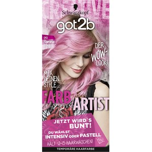 GOT2B - Coloration - 093 Flamingo Pink Stufe 1 Farb/Artist