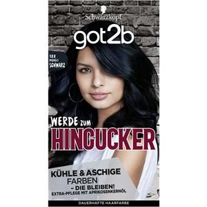 GOT2B - Coloration - 322 Indigo Schwarz Stufe 3 HINGUCKER