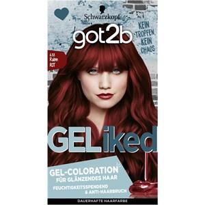GOT2B - Coloration - 6.88 Rubin Rot Stufe 3 Gel-Coloration