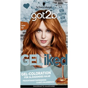 GOT2B - Coloration - 7.7 Herbst Rot Stufe 3 Gel-Coloration