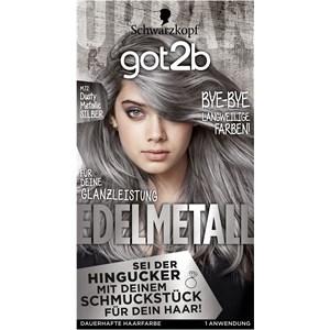 GOT2B - Coloration - M72 Dusty Metallic Silber Stufe 3 Edelmetall