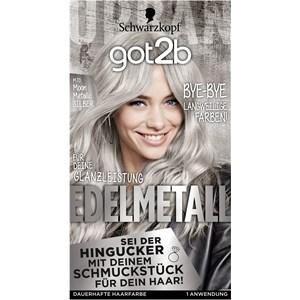 GOT2B - Coloration - Moon Metallic Silber Stufe 3 Edelmetall