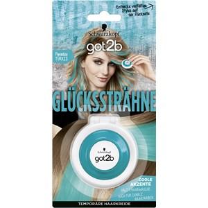GOT2B - Coloration - Paradise Türkis Temporäre Haarkreide