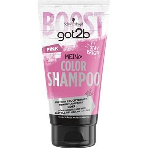 GOT2B - Shampoo - Color Shampoo Pink