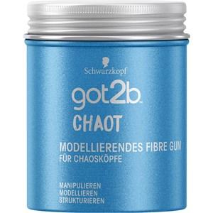 GOT2B - Styling - Chaot Modellierendes Fibre Gum (Halt 3)