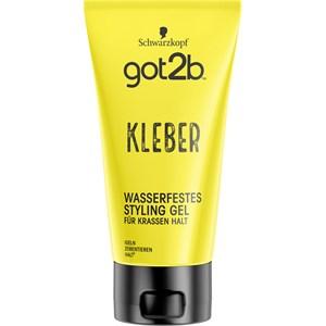 GOT2B - Styling - Kleber Wasserfestes Styling Gel (Halt 6)