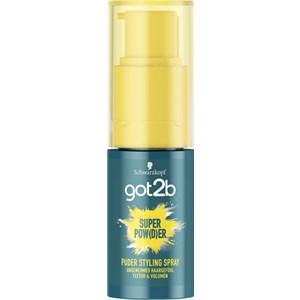 GOT2B - Styling - Super Pow(d)er Puder Styling Spray
