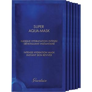 GUERLAIN - Super Aqua Feuchtigkeitspflege - Masque