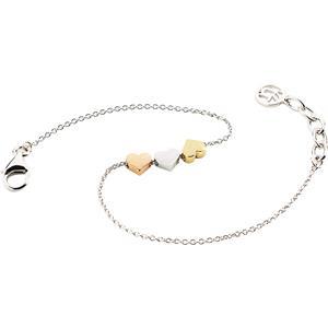 gab-ty-by-jana-ina-accessoires-armbander-tricolore-herzarmband-mit-drei-herzanhangern-gelbgold-rosegold-plattiert-kindergro-e-lange-ca-13-cm-c
