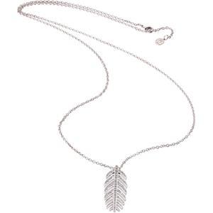 gab-ty-by-jana-ina-accessoires-halsketten-kette-blatt-mit-weissen-zirkoniasteinen-silber-plattiert-1-stk-
