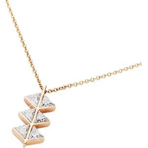 gab-ty-by-jana-ina-accessoires-halsketten-schmuckset-dreiecky-kette-mit-sechs-wei-en-zirkoniasteinen-rosegold-plattiert-lange-ca-42-cm-1-stk-