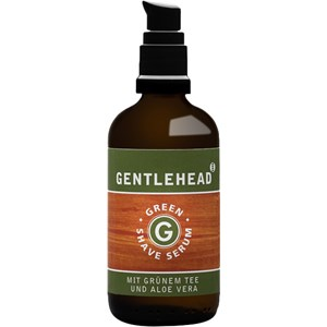 Gentlehead - Rasurpflege - Green Shave Serum