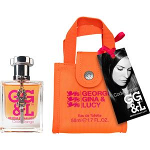 Image of George Gina & Lucy Damendüfte Code Orange Eau de Toilette Spray 50 ml