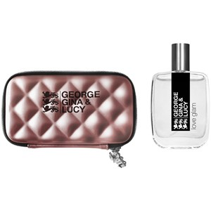 George Gina & Lucy - Love Glam - Eau de Toilette Spray with Clutch
