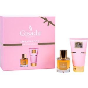 Gisada - Ambassador For Women - Set de regalo