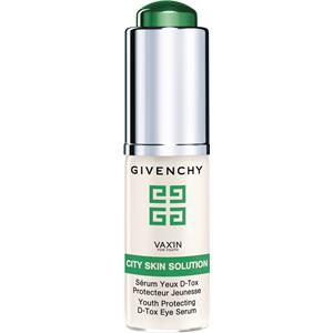 Givenchy - CITY SKIN SOLUTION - Youth Protecting D-Tox Eye Serum