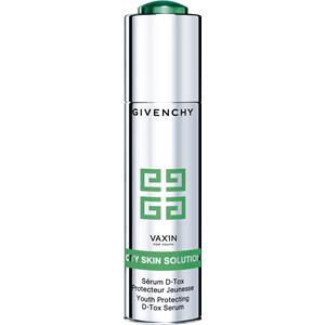 GIVENCHY - CITY SKIN SOLUTION - Youth Protecting D-Tox Serum