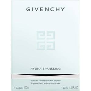 GIVENCHY - HYDRA SPARKLING - Express Fresh Moisturizing Masks