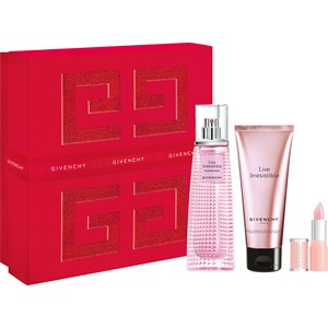GIVENCHY - IRRÉSISTIBLE - Live Irrésistible Blossom Crush Gift Set