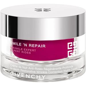 Givenchy - SMILE'N'REPAIR - In-depth Restorative Wrinkle Correction Night Cream
