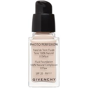 GIVENCHY - TEINT MAKE-UP - Photo'Perfexion Fluid Foundation