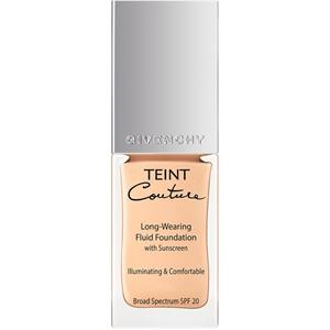 Givenchy Make-up TEINT MAKE-UP Teint Couture Long-Wearing Fluid Foundation Nr. 4 Elegant Beige