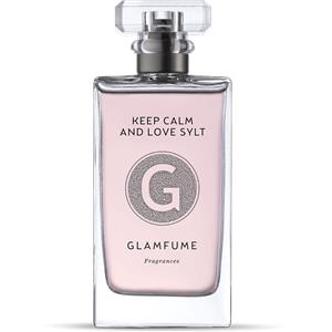 Image of Glamfume Unisexdüfte KEEP CALM AND LOVE SYLT KEEP CALM AND LOVE SYLT 1 Eau de Toilette Spray 100 ml