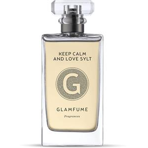 Image of Glamfume Unisexdüfte KEEP CALM AND LOVE SYLT KEEP CALM AND LOVE SYLT 2 Eau de Toilette Spray 100 ml