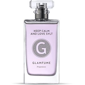 Image of Glamfume Unisexdüfte KEEP CALM AND LOVE SYLT KEEP CALM AND LOVE SYLT 5 Eau de Toilette Spray 100 ml