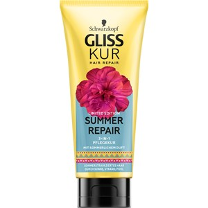 Gliss Kur - Hair treatment - Summer Repair 3-in-1 Pflegekur