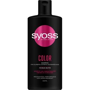 Syoss - Shampoo - Color Shampoo