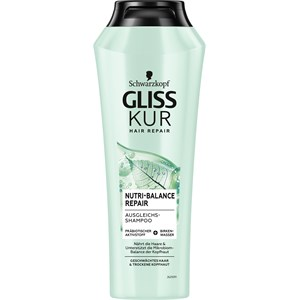Gliss Kur - Shampoo - Nutri-Balance Repair Ausgleichs-Shampoo