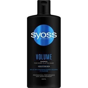 Syoss - Shampoo - Volume Shampoo