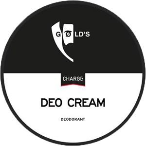 Gøld's - Körper - Deodorant Cream