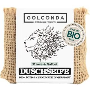 Golconda - Soaps - Mint & Sage Mint & Sage