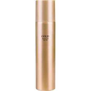 Gold Haircare - Selbstbräuner - Quick Tan