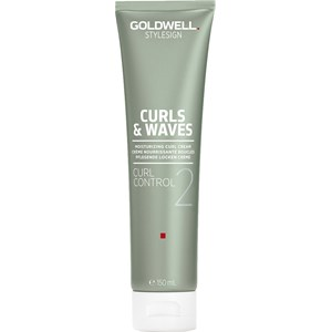 Goldwell - Curls & Waves - Curls & Waves Moisturizing Cream