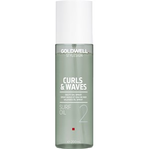 Goldwell - Curls & Waves - Curls & Waves Salty Oil Spray