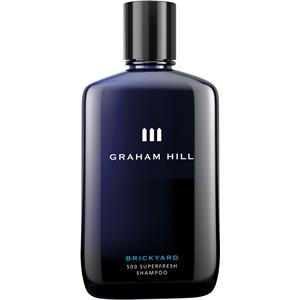 Graham Hill - Cleansing & Vitalizing - Brickyard 500 Superfresh Shampoo