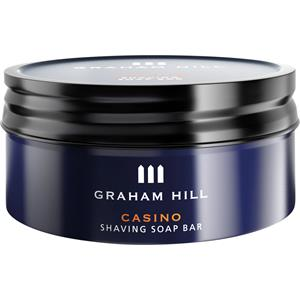 Graham Hill - Shaving & Refreshing - Casino Shaving Soap Bar